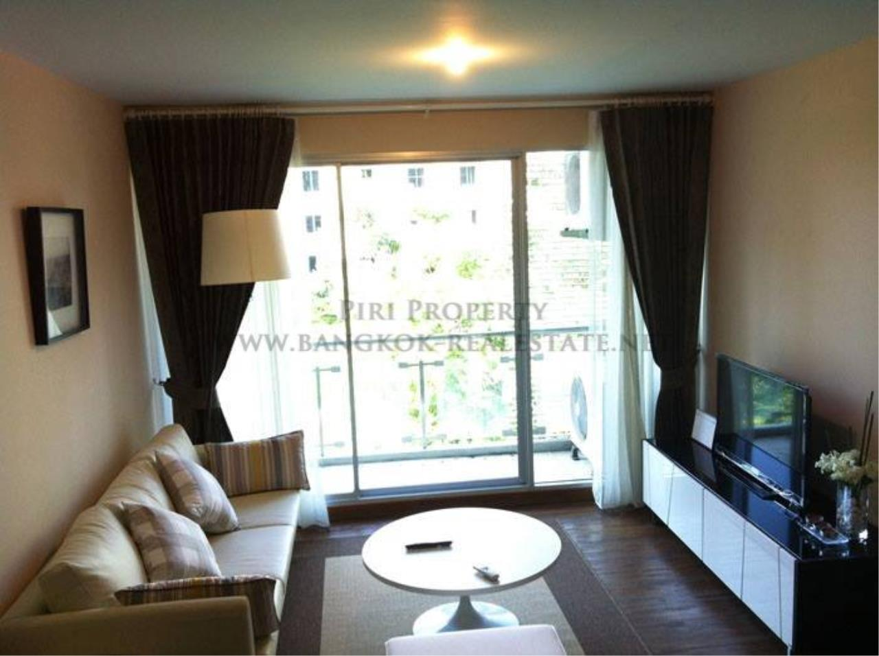 Piri Property Agency's Spacious 1 Bedroom right next to Thonglor BTS - Von Napa Thonglor 1