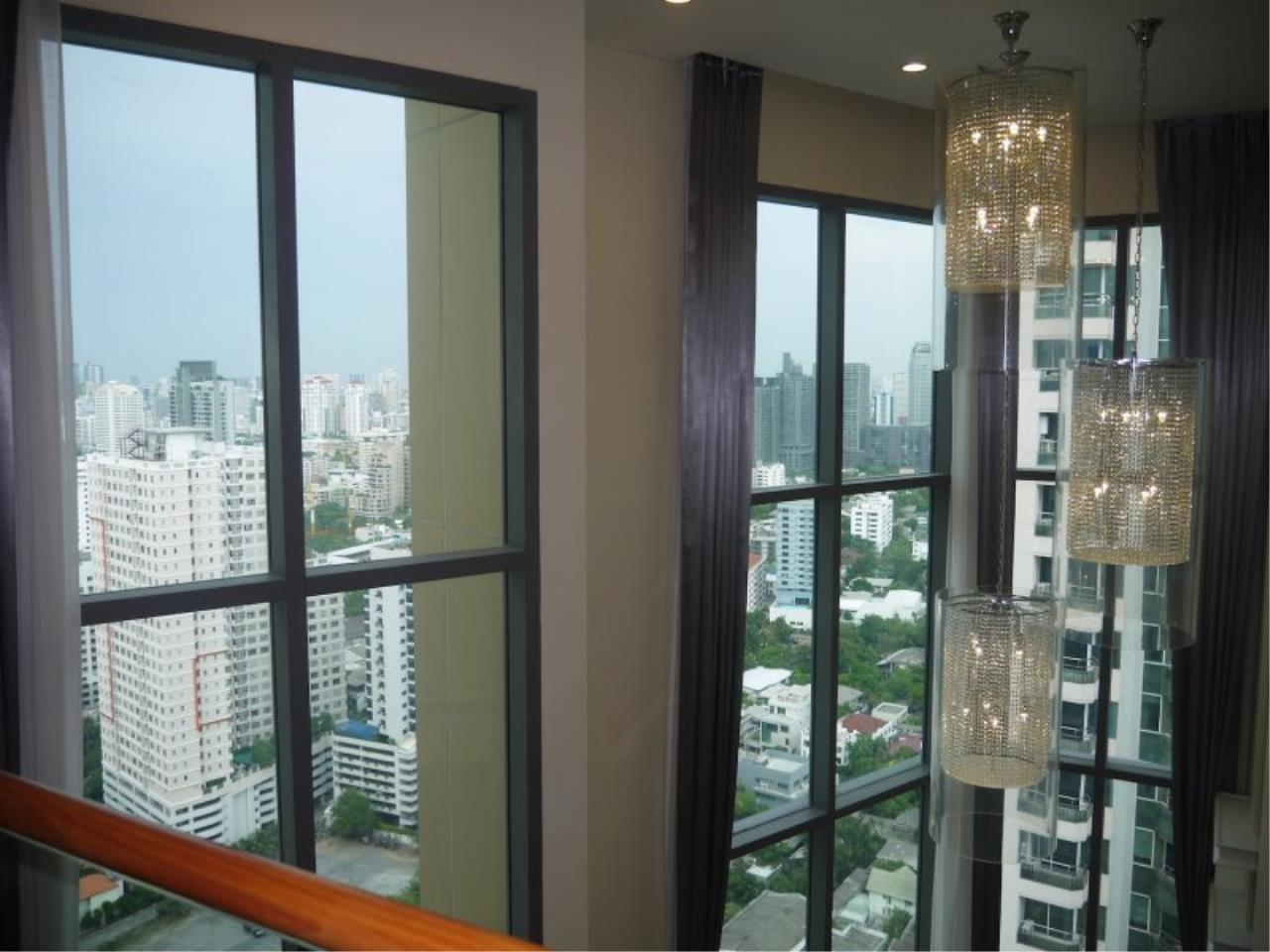 Piri Property Agency's Duplex 3 Bedrooms in the Bright Condo for sale on high floor 9