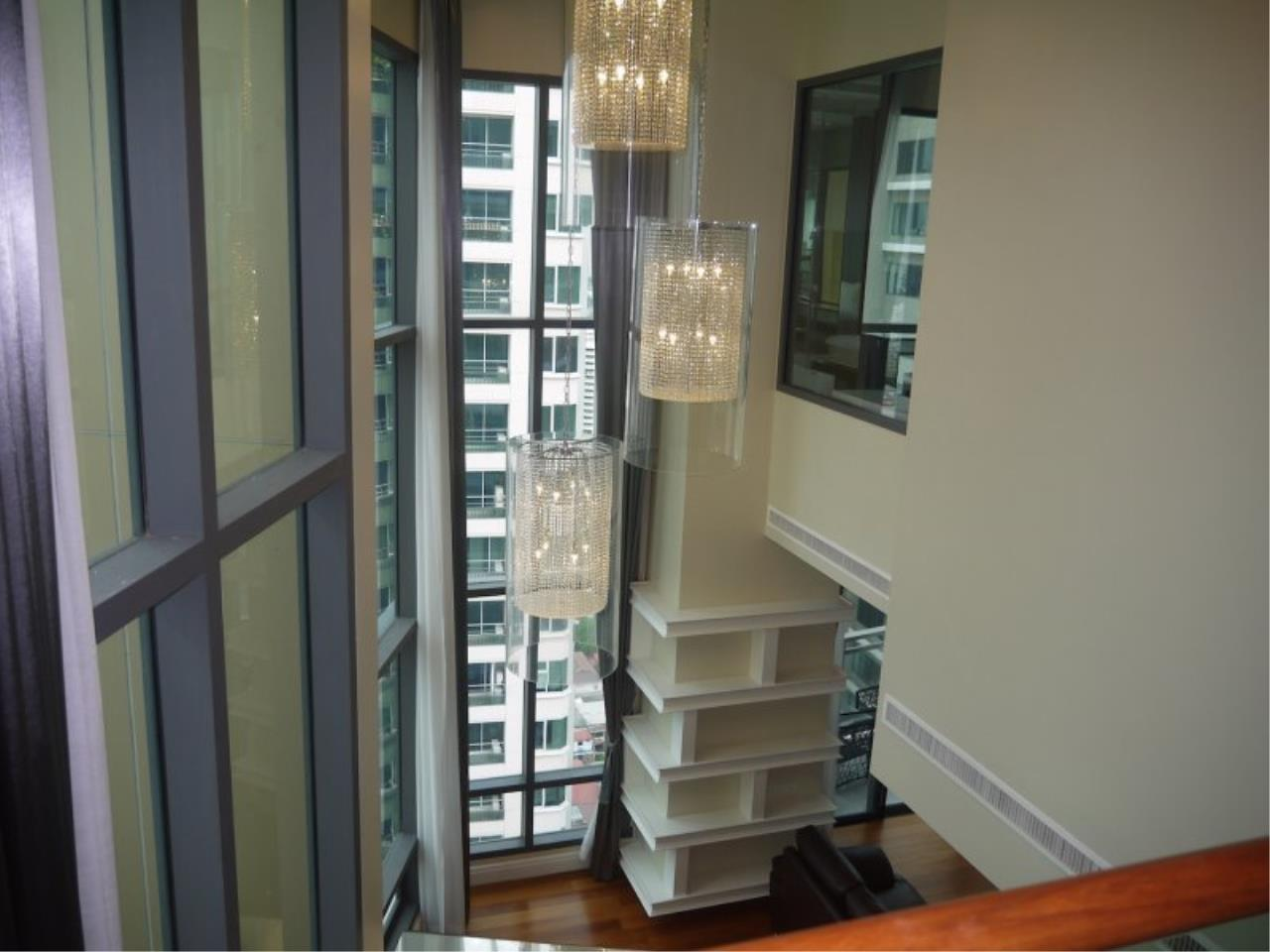 Piri Property Agency's Duplex 3 Bedrooms in the Bright Condo for sale on high floor 10
