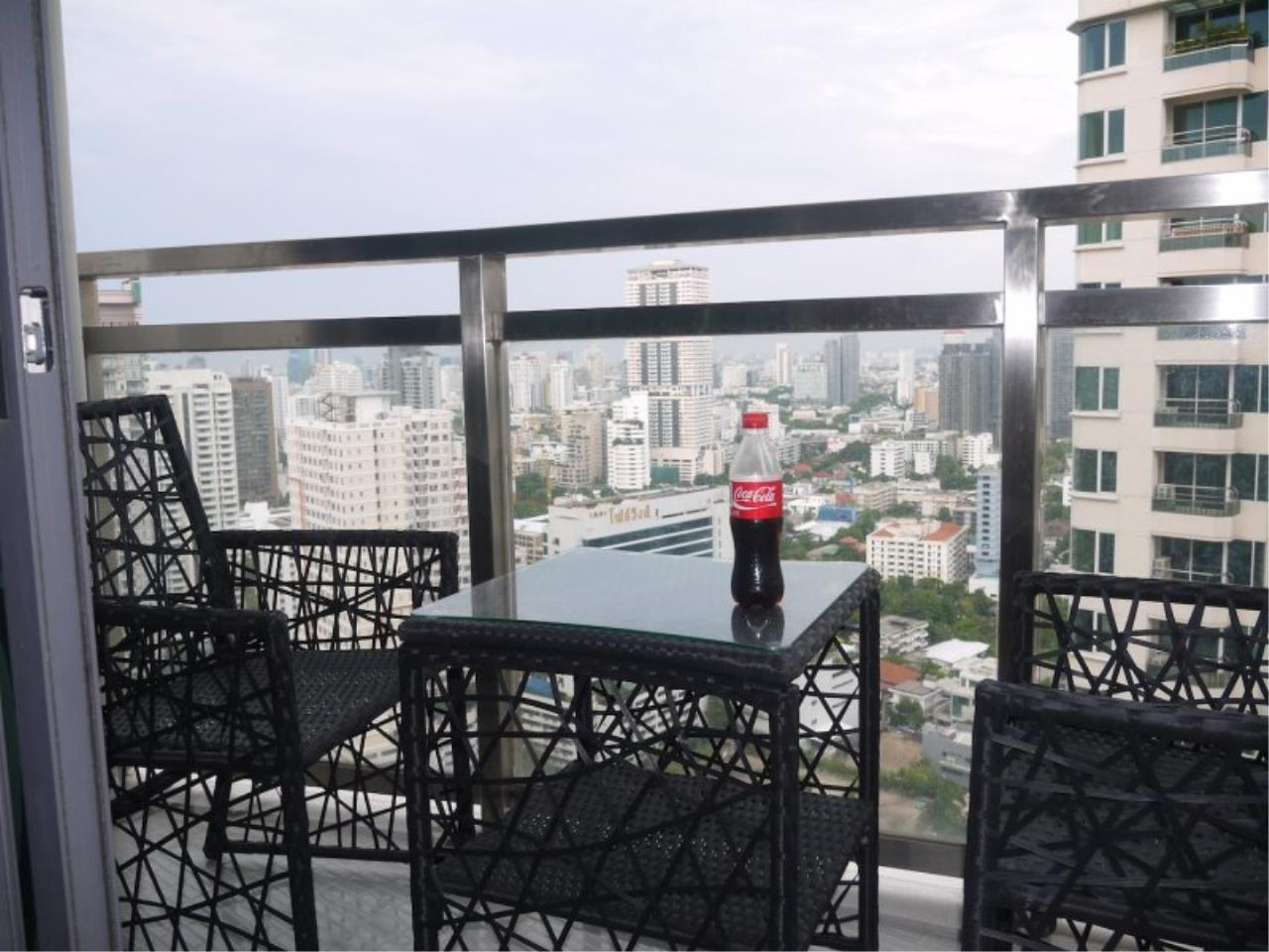 Piri Property Agency's Duplex 3 Bedrooms in the Bright Condo for sale on high floor 16