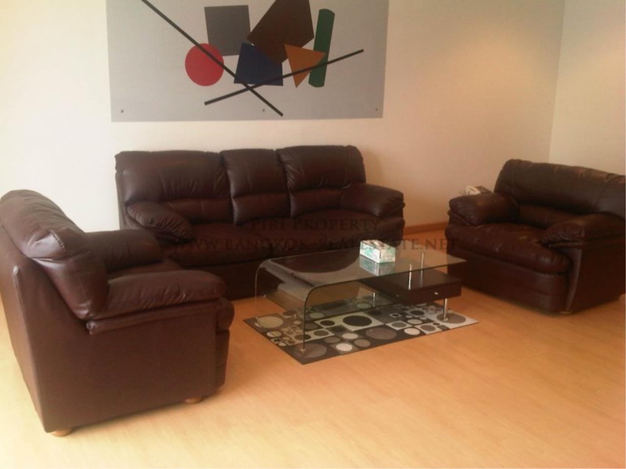 Piri Property Agency's 3 Bedroom Penthouse Unit - AP Citismart for Rent 2