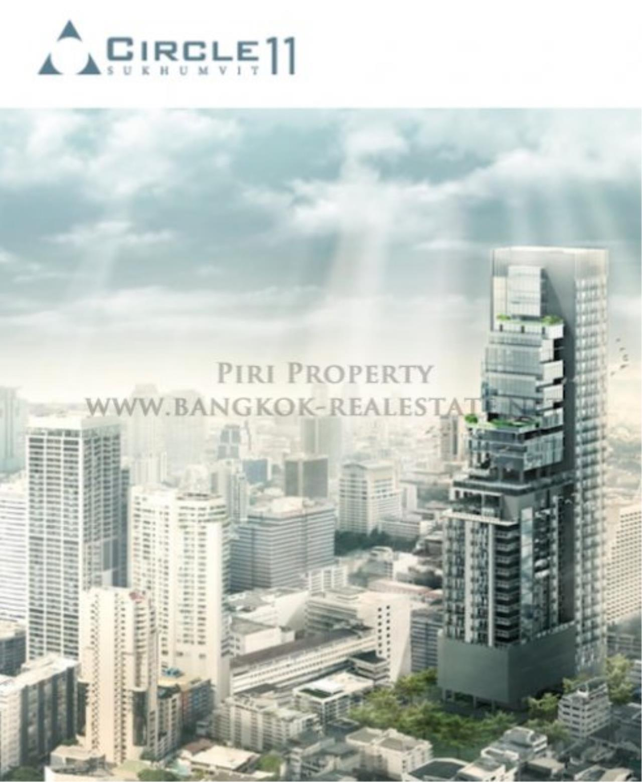 Piri Property Agency's Circle 11 Condo for Sale - 1 Bedroom on 17th Floor 1