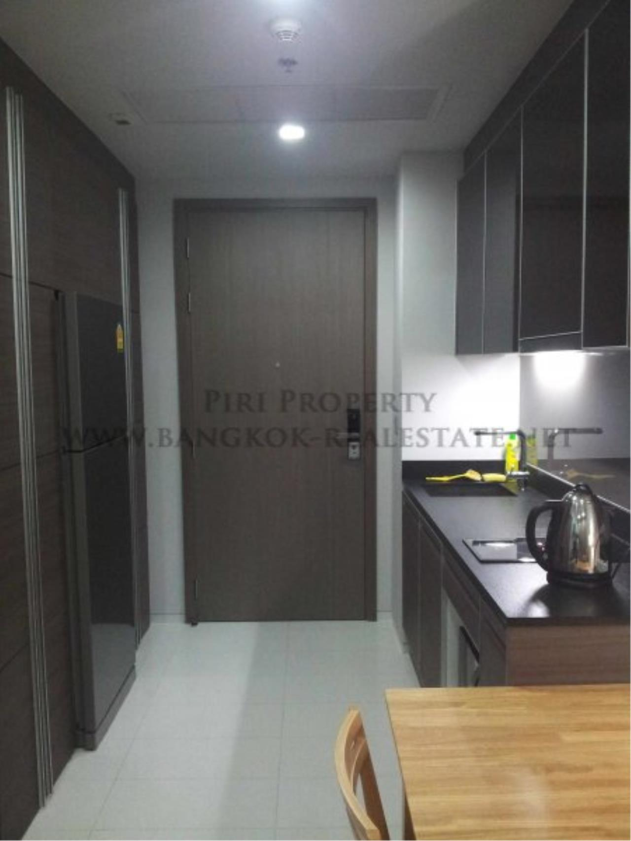 Piri Property Agency's Cozy 1 Bedroom Condo for Rent in Thonglor - Keyne by Sansiri 2