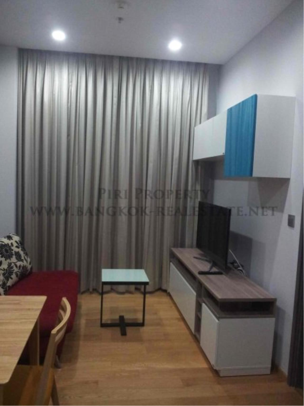Piri Property Agency's Cozy 1 Bedroom Condo for Rent in Thonglor - Keyne by Sansiri 1