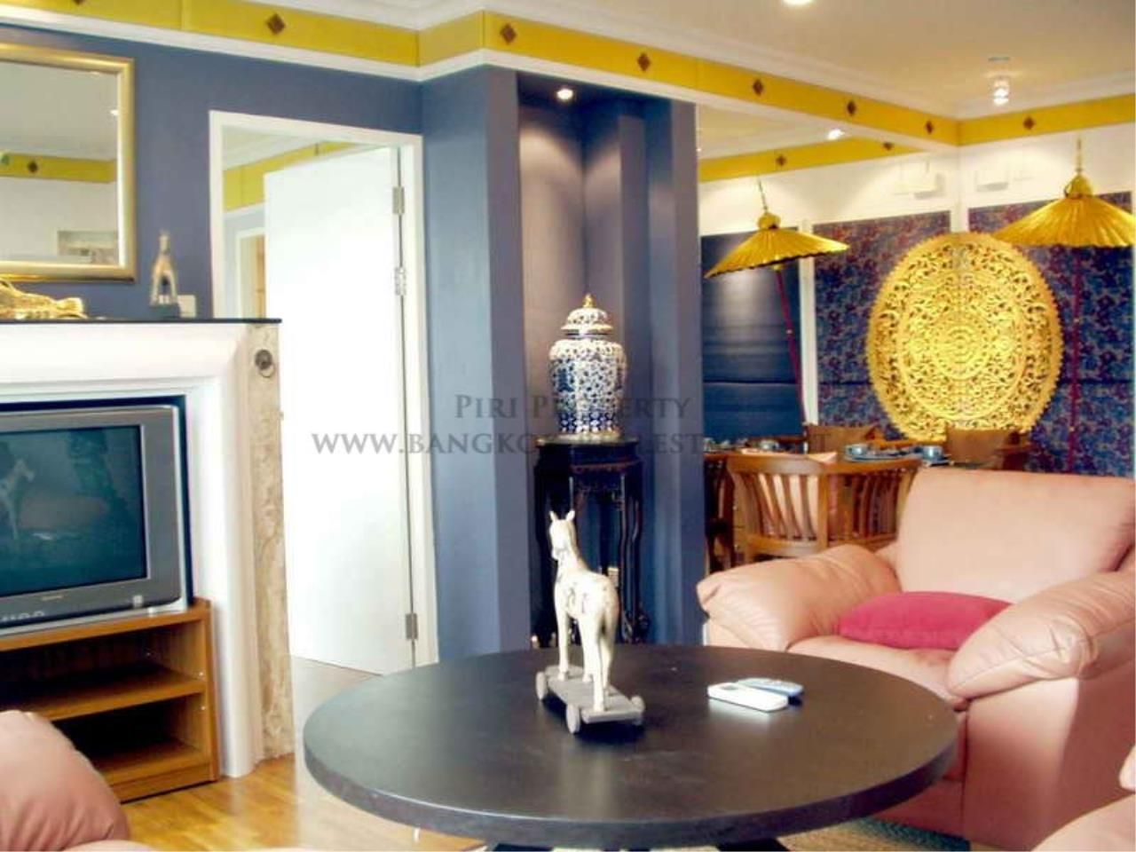 Piri Property Agency's Baan Siri Soi 10 - Nice and Spacious 1 Bedroom Condo near Asoke 2