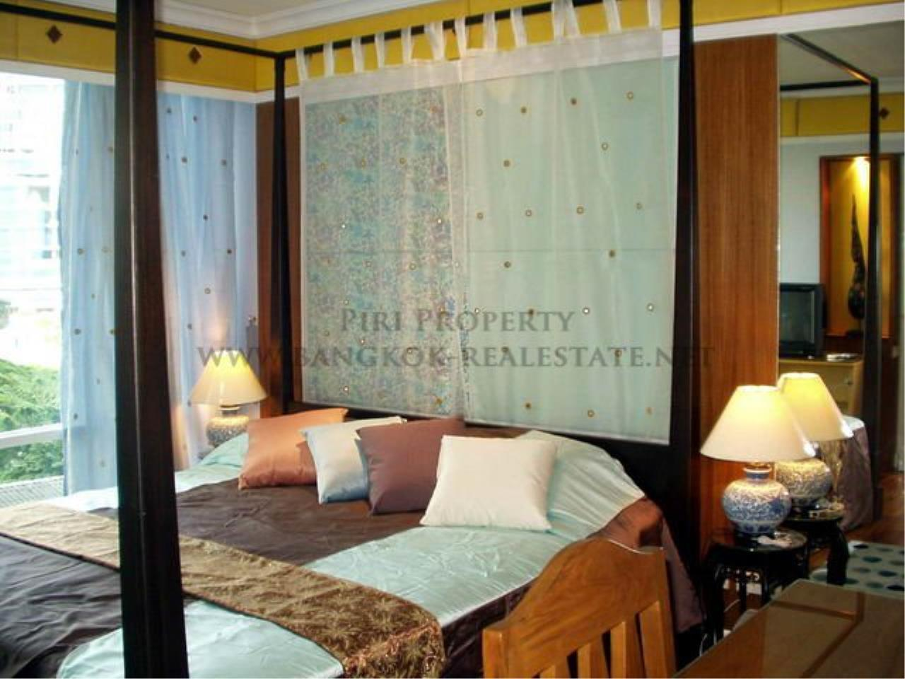 Piri Property Agency's Baan Siri Soi 10 - Nice and Spacious 1 Bedroom Condo near Asoke 6