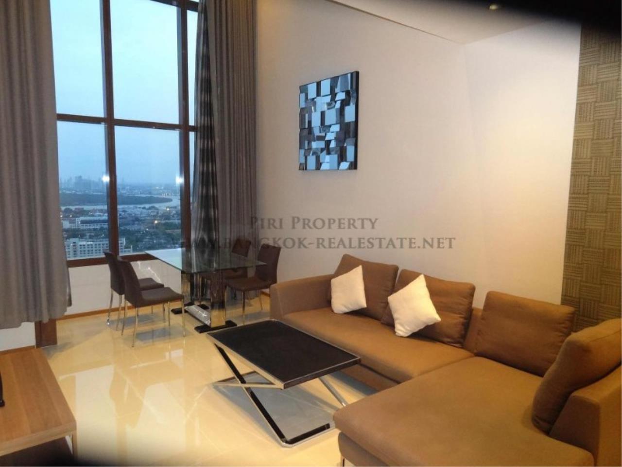 Piri Property Agency's Duplex Condo in the Emporio Place Condominium - Phrom Phong 3