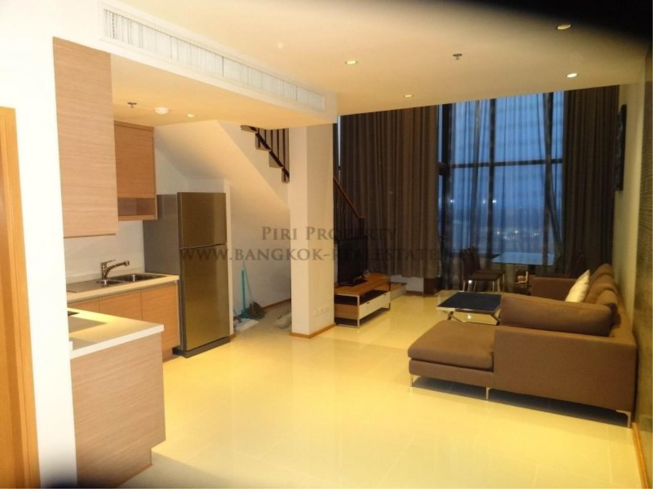Piri Property Agency's Duplex Condo in the Emporio Place Condominium - Phrom Phong 5