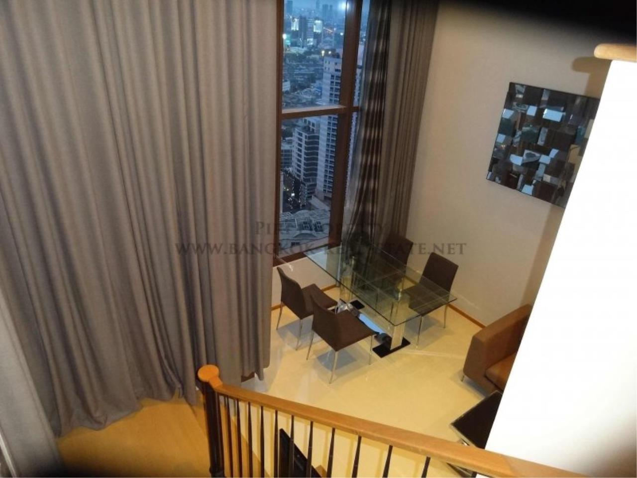 Piri Property Agency's Duplex Condo in the Emporio Place Condominium - Phrom Phong 7