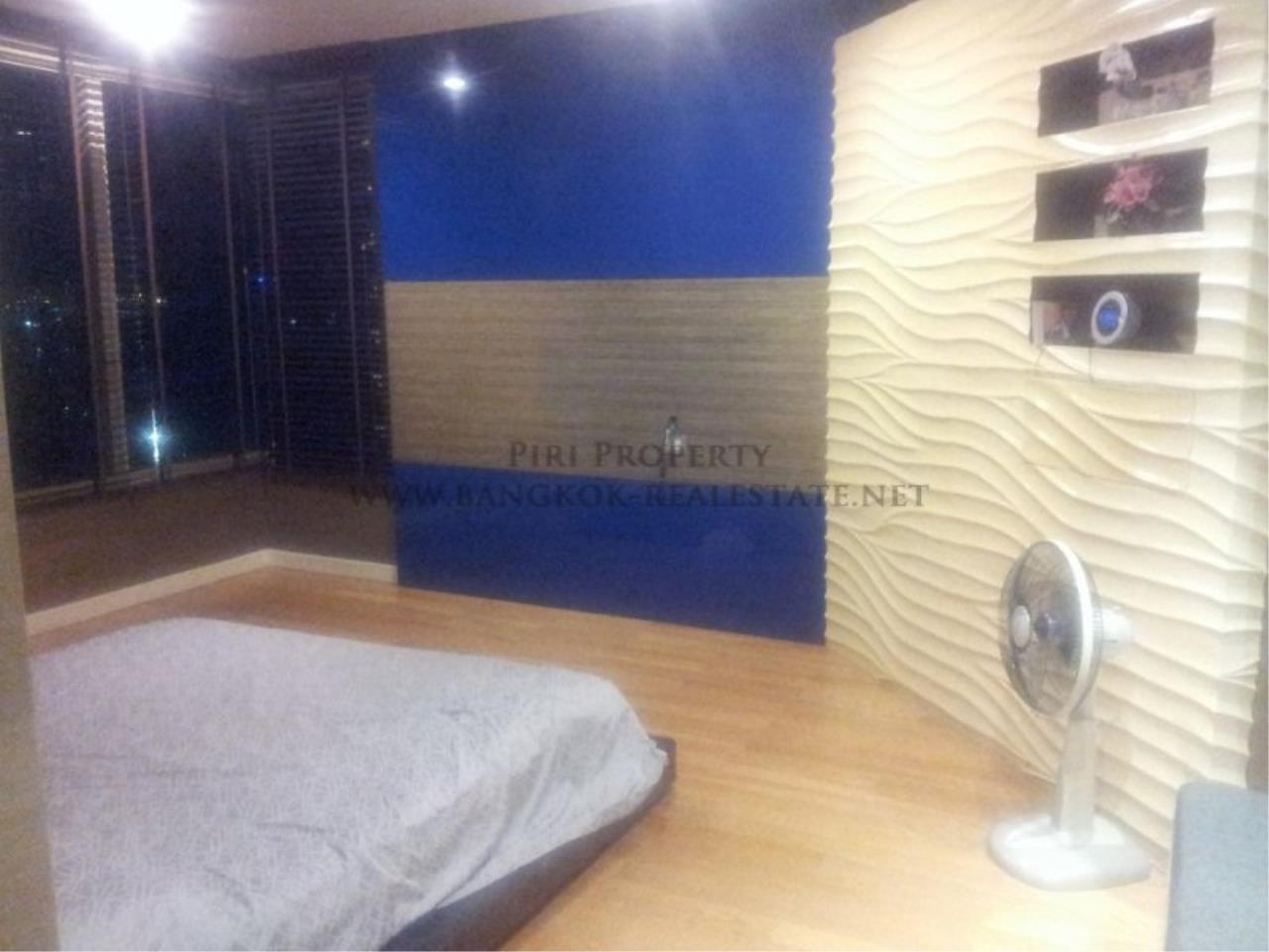 Piri Property Agency's Excellent 3 Bedroom Condo with river views - Watermark Chaophraya for Sale 7