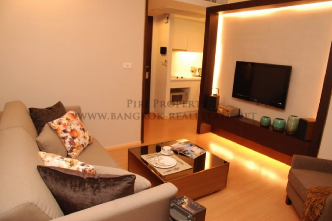 Piri Property Agency's Fully furnished 1 Bedroom Condo in Thonglor for Sale - Alcove Thonglor 2