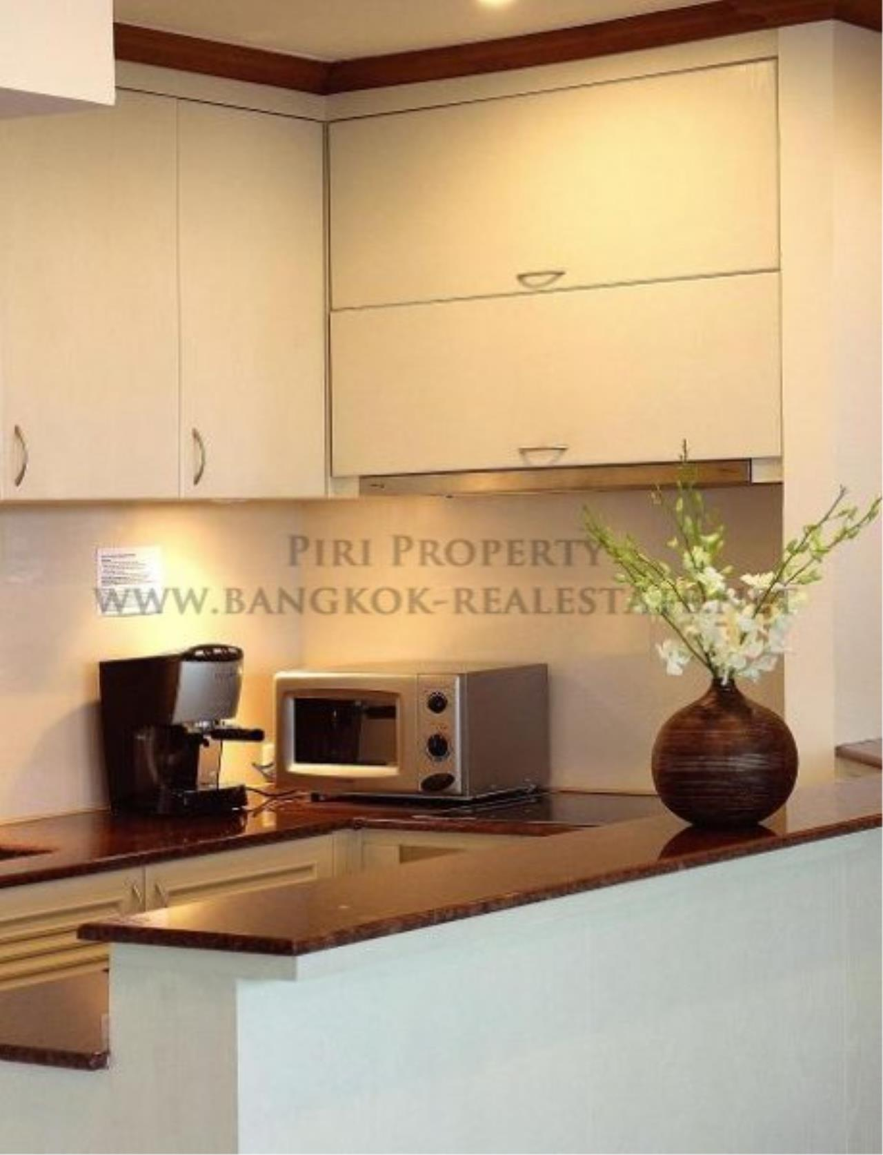 Piri Property Agency's 2 Bedroom Condo with great Outdoor Terrace of 40 SQM - Just a 5 minute walk to the BTS 4