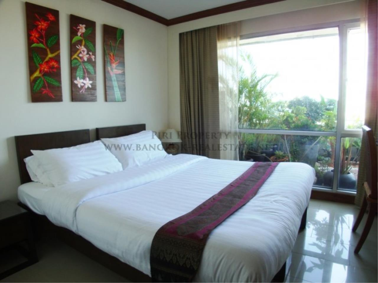 Piri Property Agency's 2 Bedroom Condo with great Outdoor Terrace of 40 SQM - Just a 5 minute walk to the BTS 5