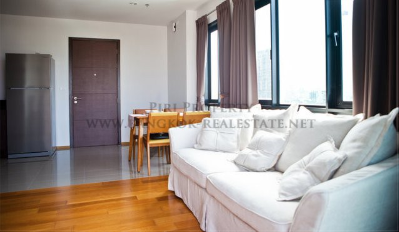 Piri Property Agency's The Vertical Aree - Nice 2 Bedroom Condo for Rent 2