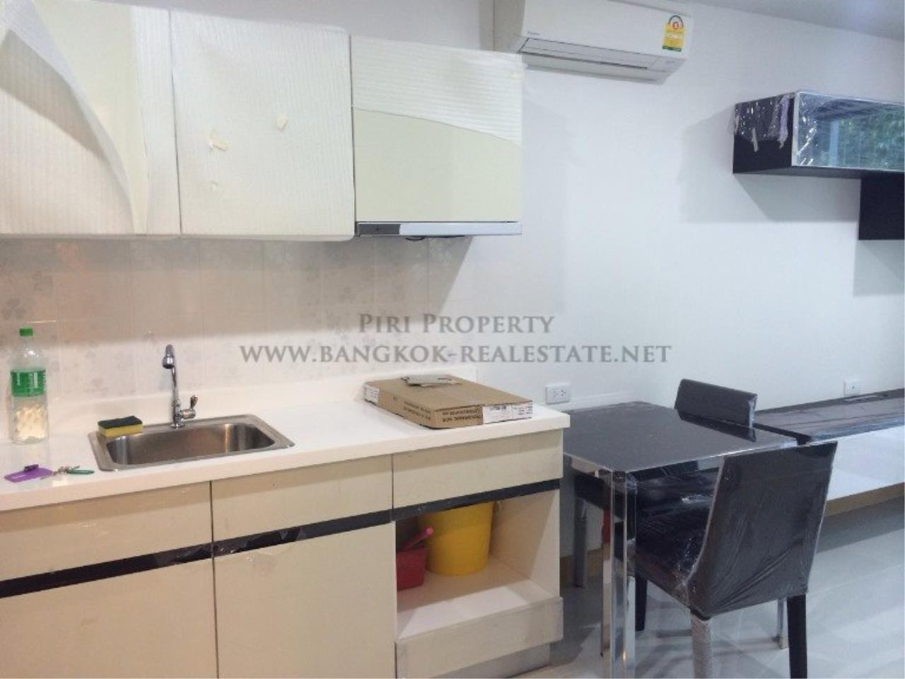 Piri Property Agency's Cozy 1 Bedroom in Onnut - The President Condo next to the BTS 3