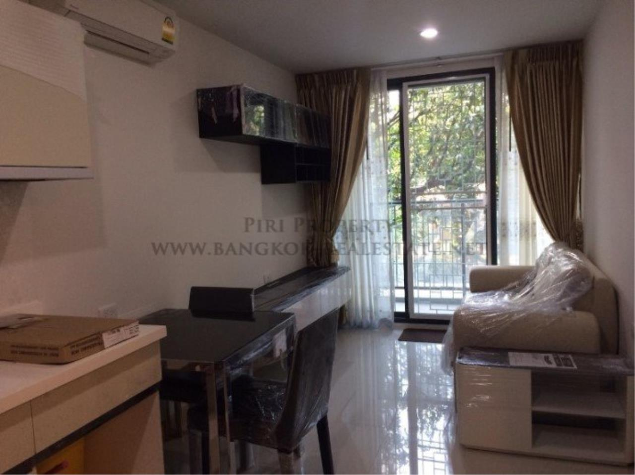 Piri Property Agency's Cozy 1 Bedroom in Onnut - The President Condo next to the BTS 1