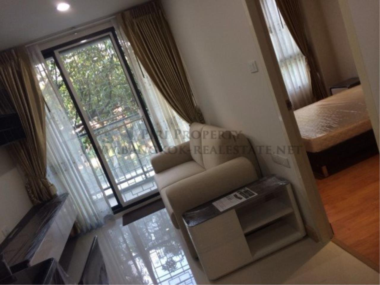 Piri Property Agency's Cozy 1 Bedroom in Onnut - The President Condo next to the BTS 2