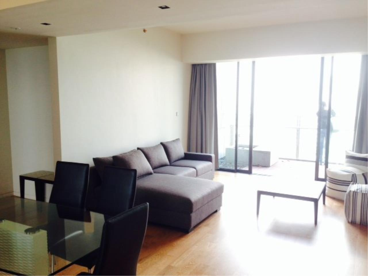 Piri Property Agency's Fully furnished Condo in The Met Sathorn for Sale - Nice views on Sathorn 3
