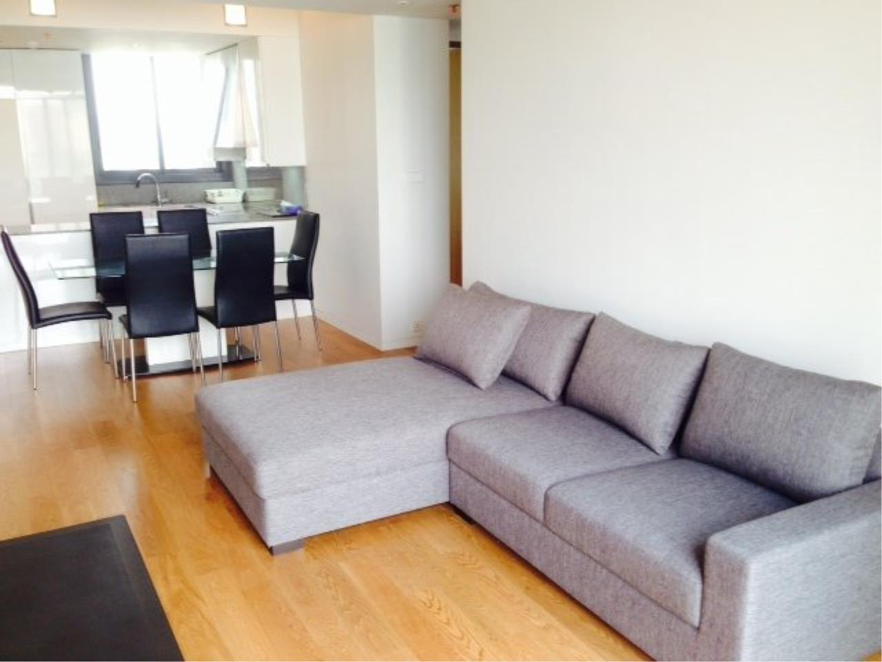 Piri Property Agency's Fully furnished Condo in The Met Sathorn for Sale - Nice views on Sathorn 1