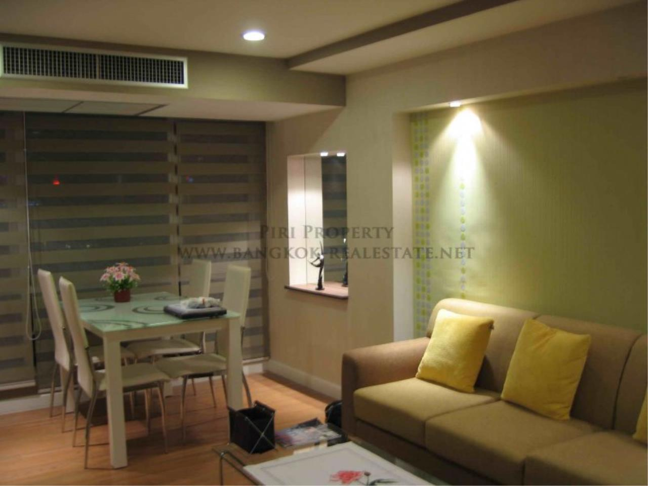 Piri Property Agency's Trendy Condominium in Nana for Sale - 2 Bedroom Condo 1