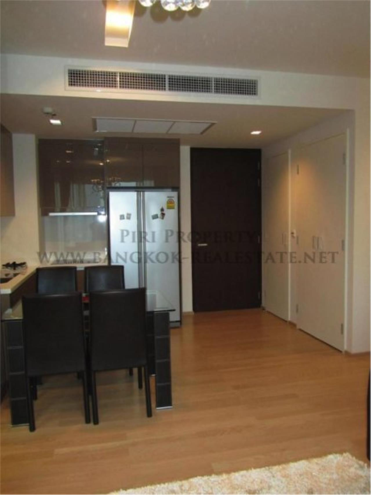 Piri Property Agency's 2 Bedroom Condo just a minute walk away from the Thonglor BTS - Siri at Sukhumvit 4