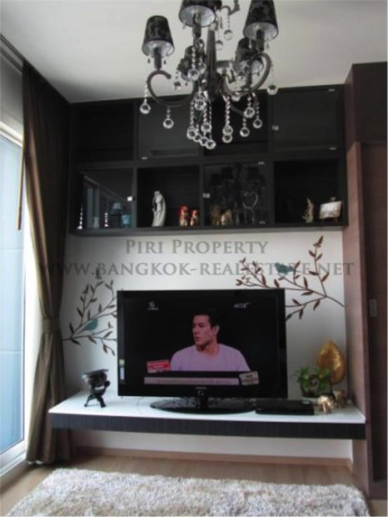 Piri Property Agency's 2 Bedroom Condo just a minute walk away from the Thonglor BTS - Siri at Sukhumvit 2