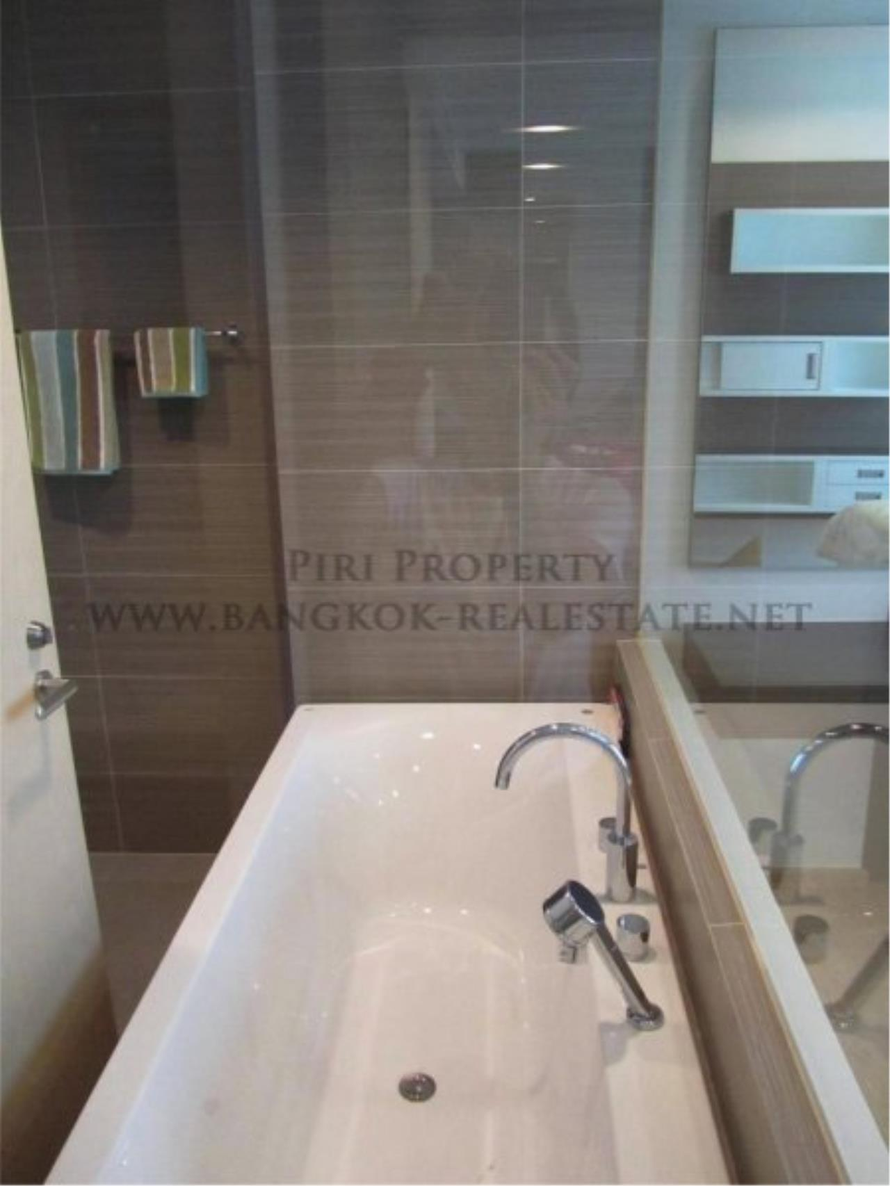 Piri Property Agency's 2 Bedroom Condo just a minute walk away from the Thonglor BTS - Siri at Sukhumvit 12