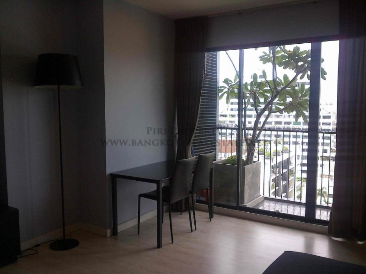 Piri Property Agency's Noble Reflex Condo for Rent - Modern And Spacious 68 SQM 1 Bedroom 4