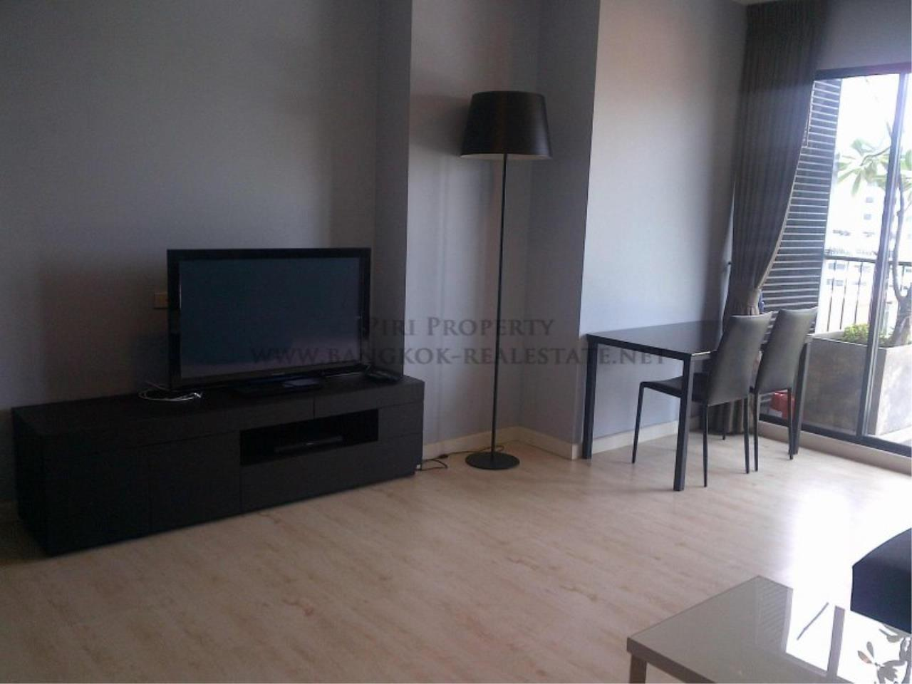 Piri Property Agency's Noble Reflex Condo for Rent - Modern And Spacious 68 SQM 1 Bedroom 5