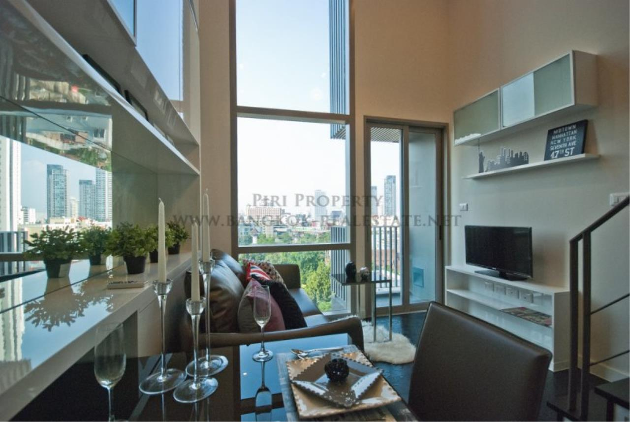 Piri Property Agency's IDEO Morph 38 for Sale - Amazing Bachelor Duplex Condo in Thonglor 2