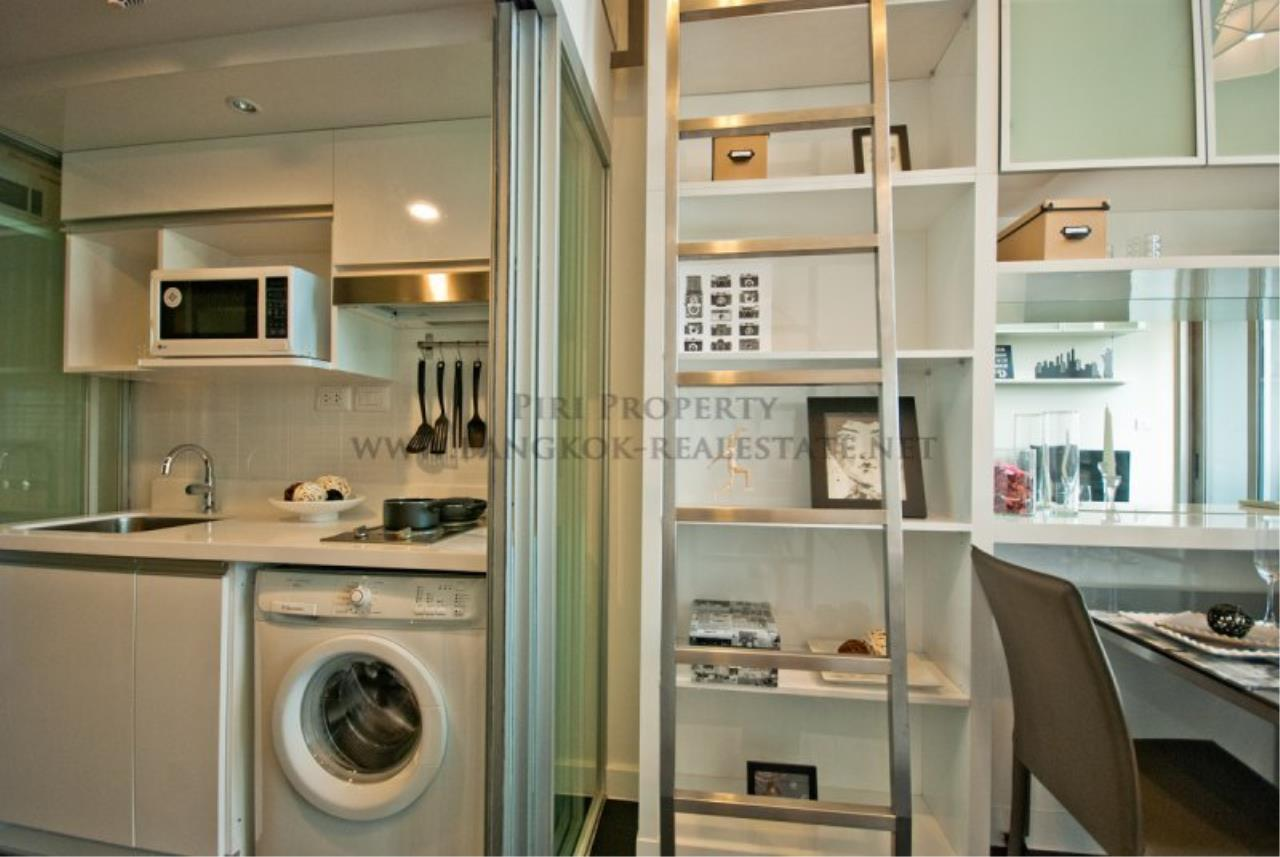 Piri Property Agency's IDEO Morph 38 for Sale - Amazing Bachelor Duplex Condo in Thonglor 5
