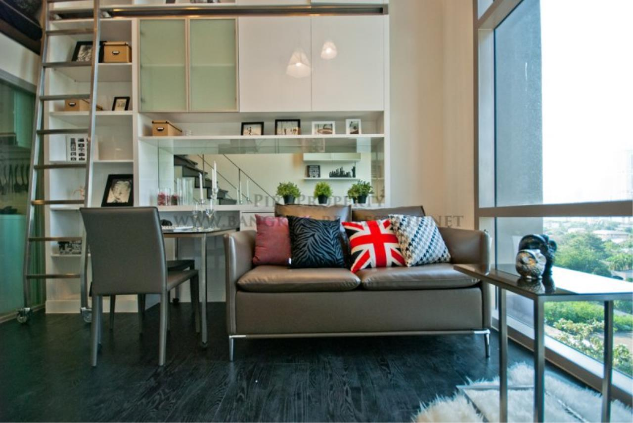 Piri Property Agency's IDEO Morph 38 for Sale - Amazing Bachelor Duplex Condo in Thonglor 3
