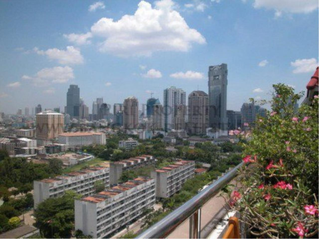 Piri Property Agency's Spacious Duplex Penthouse Condo in Sathorn with more than 400 SQM 7