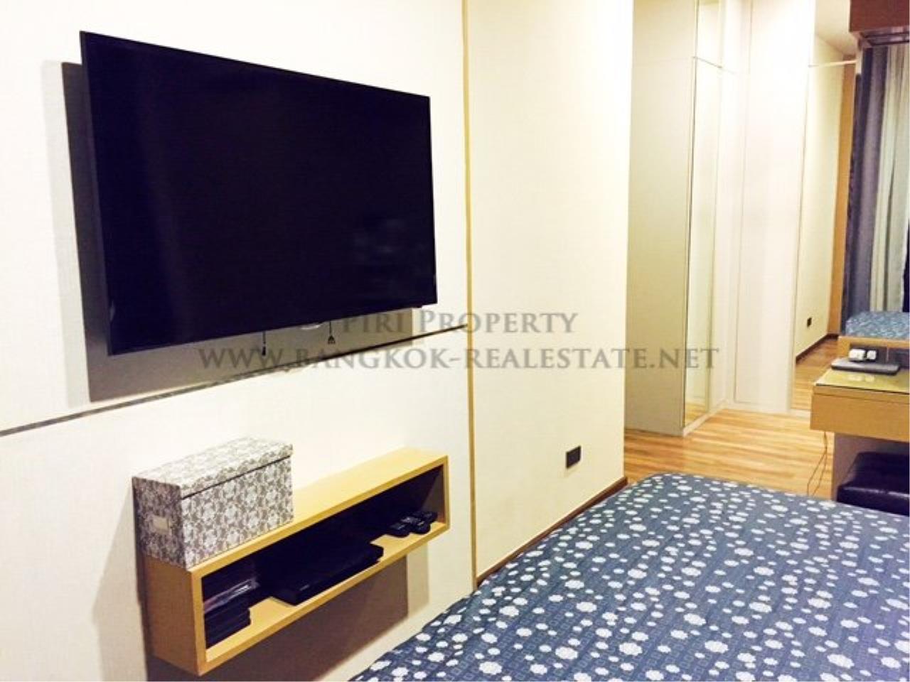Piri Property Agency's Professionally designed 2bedroom condo in Ekkamai for Rent. 6