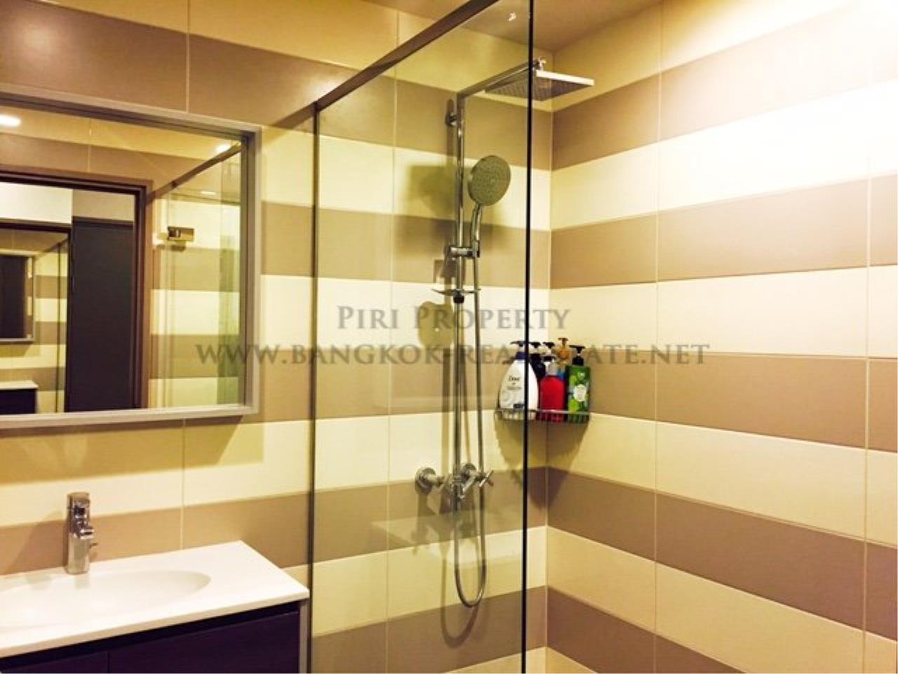 Piri Property Agency's Professionally designed 2bedroom condo in Ekkamai for Rent. 7