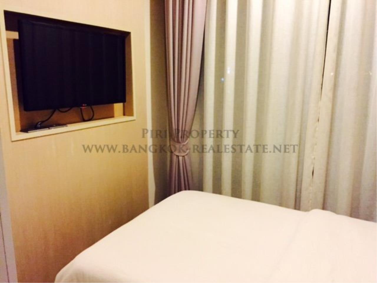 Piri Property Agency's Professionally designed 2bedroom condo in Ekkamai for Rent. 8