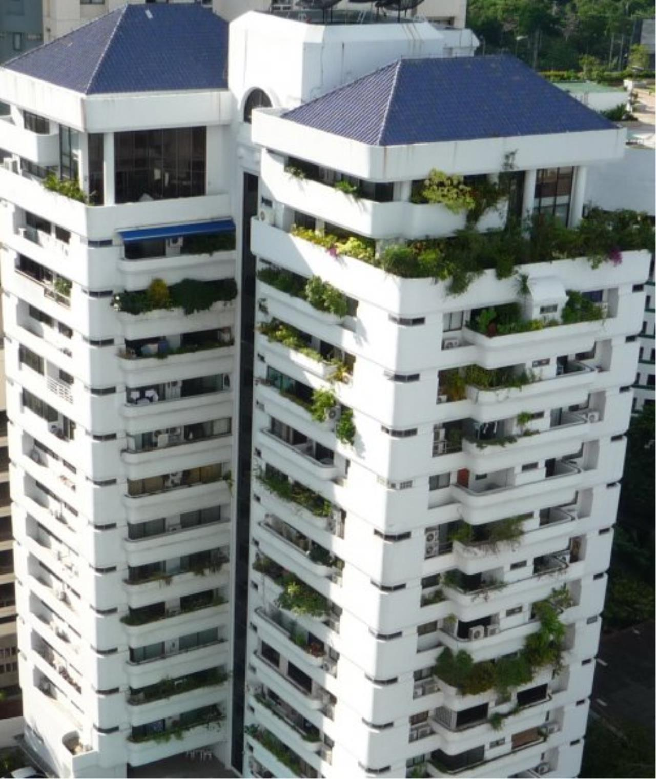 Piri Property Agency's 1 Bedroom Condo for Rent on Low Floor 11