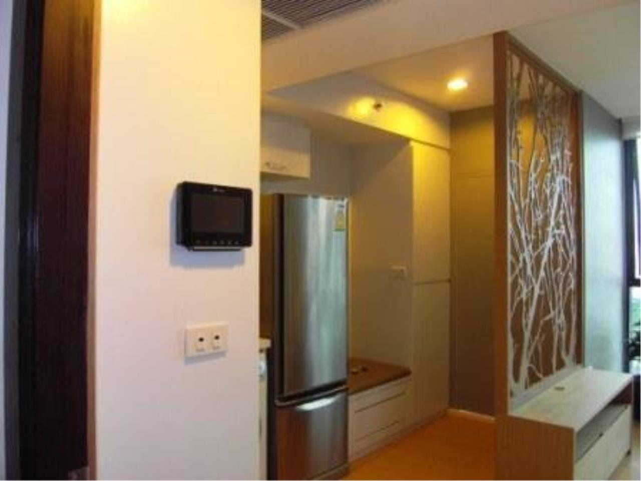 Piri Property Agency's Cozy 1 Bedroom in the Alcove Thonglor 10 building for rent on high floor 4