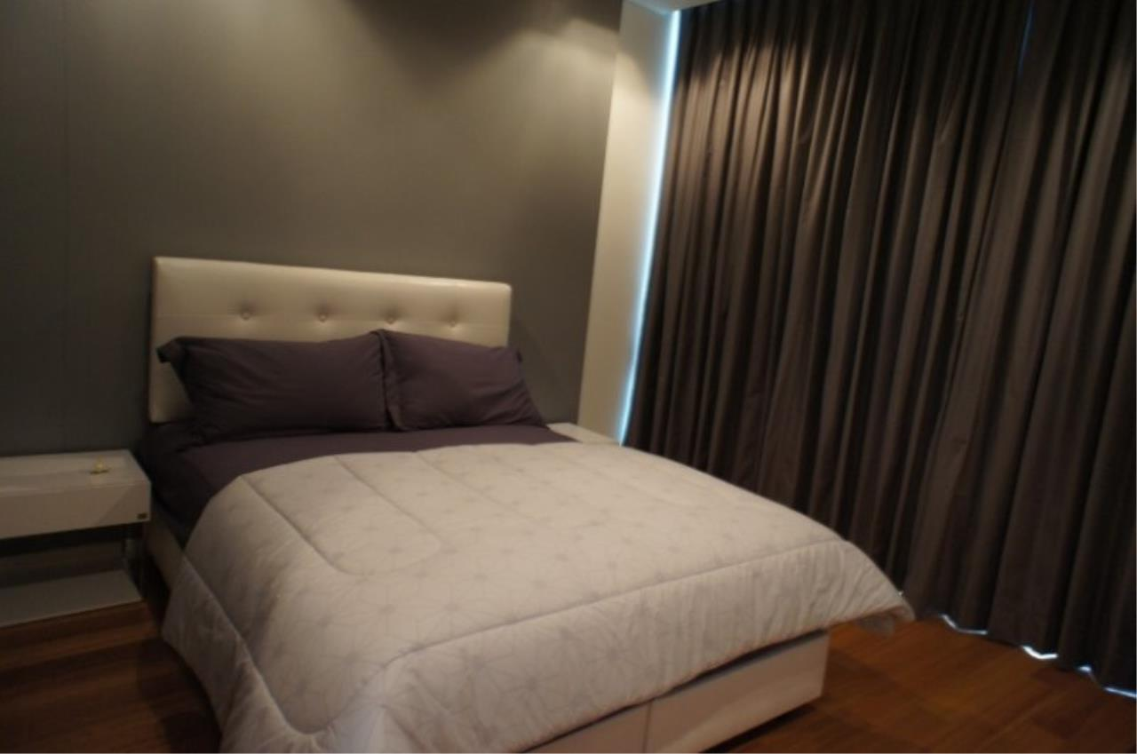 Piri Property Agency's 2 Bedrooms in the The River Condo for rent on high floor - Amazing River Views 2