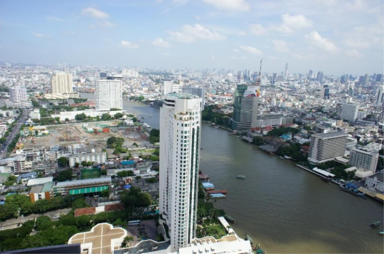 Piri Property Agency's 2 Bedrooms in the The River Condo for rent on high floor - Amazing River Views 4