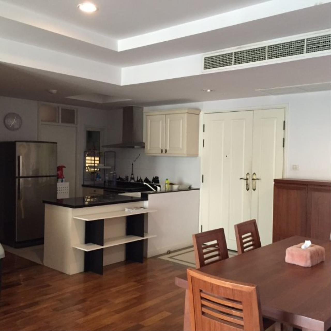Piri Property Agency's Modern 2 Bedrooms in the Baan Nunthasiri Condo for sale on mid floor 1