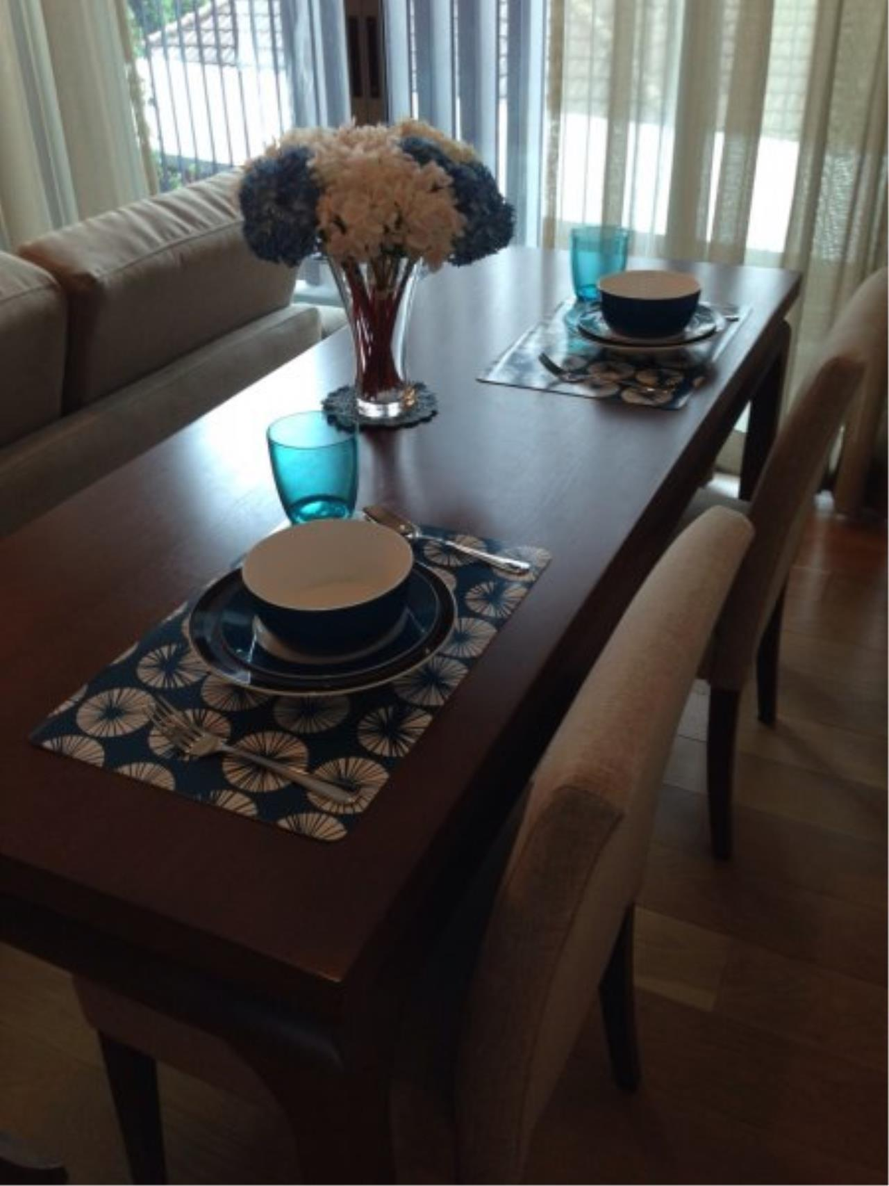 Piri Property Agency's Cozy 1 Bedroom in the Siamese 39 Building for rent 4