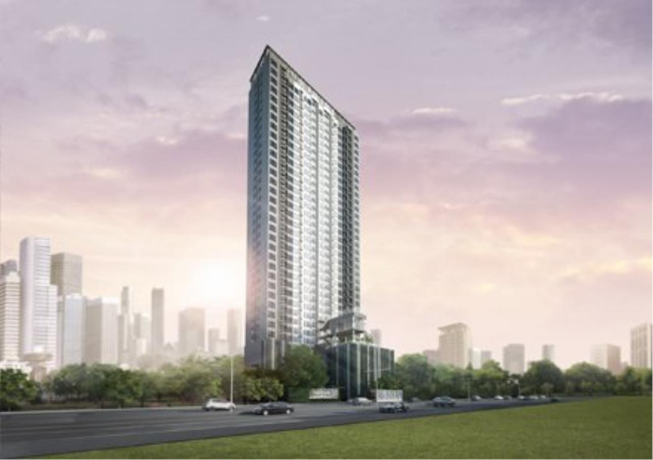 Piri Property Agency's Cozy 1 Bedroom in the Rhythm Asoke 1 Condo for sale on high floor 1