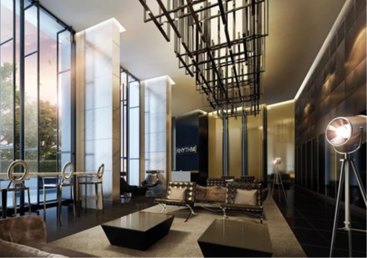 Piri Property Agency's Cozy 1 Bedroom in the Rhythm Asoke 1 Condo for sale on high floor 4