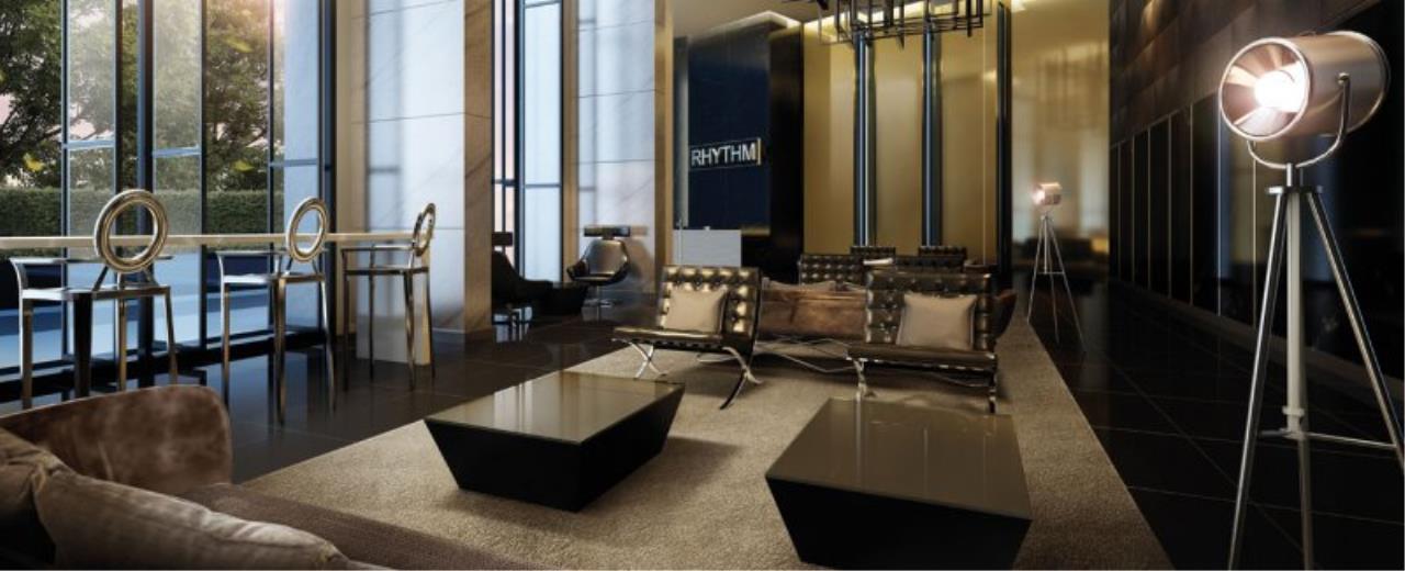 Piri Property Agency's Cozy 1 Bedroom in the Rhythm Asoke 1 Condo for sale on high floor 5