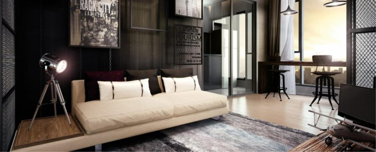 Piri Property Agency's Cozy 1 Bedroom in the Rhythm Asoke 1 Condo for sale on high floor 7