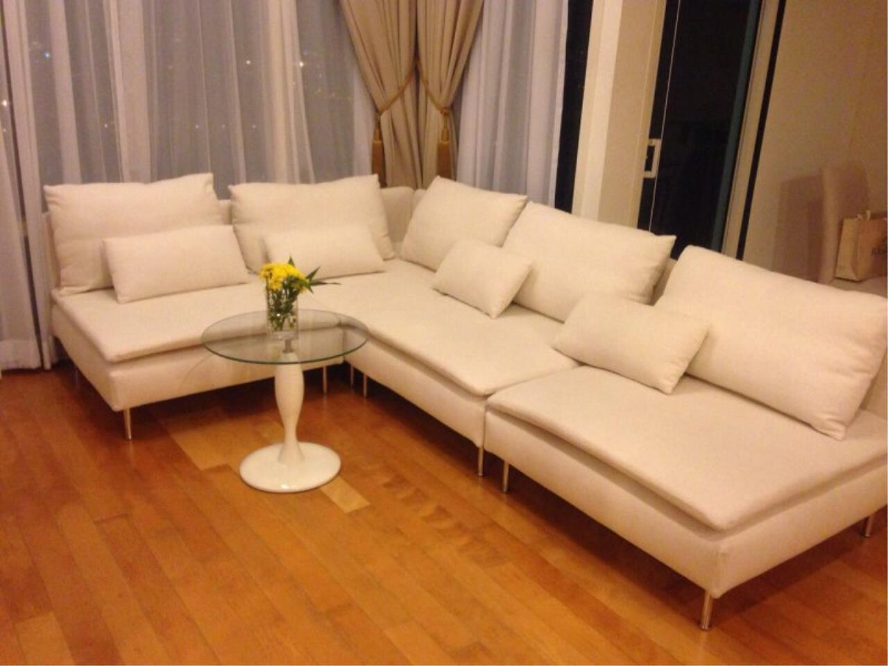 Piri Property Agency's Duplex 1 Bedroom in the Villa Ratchatewi Condo for rent on high floor 1