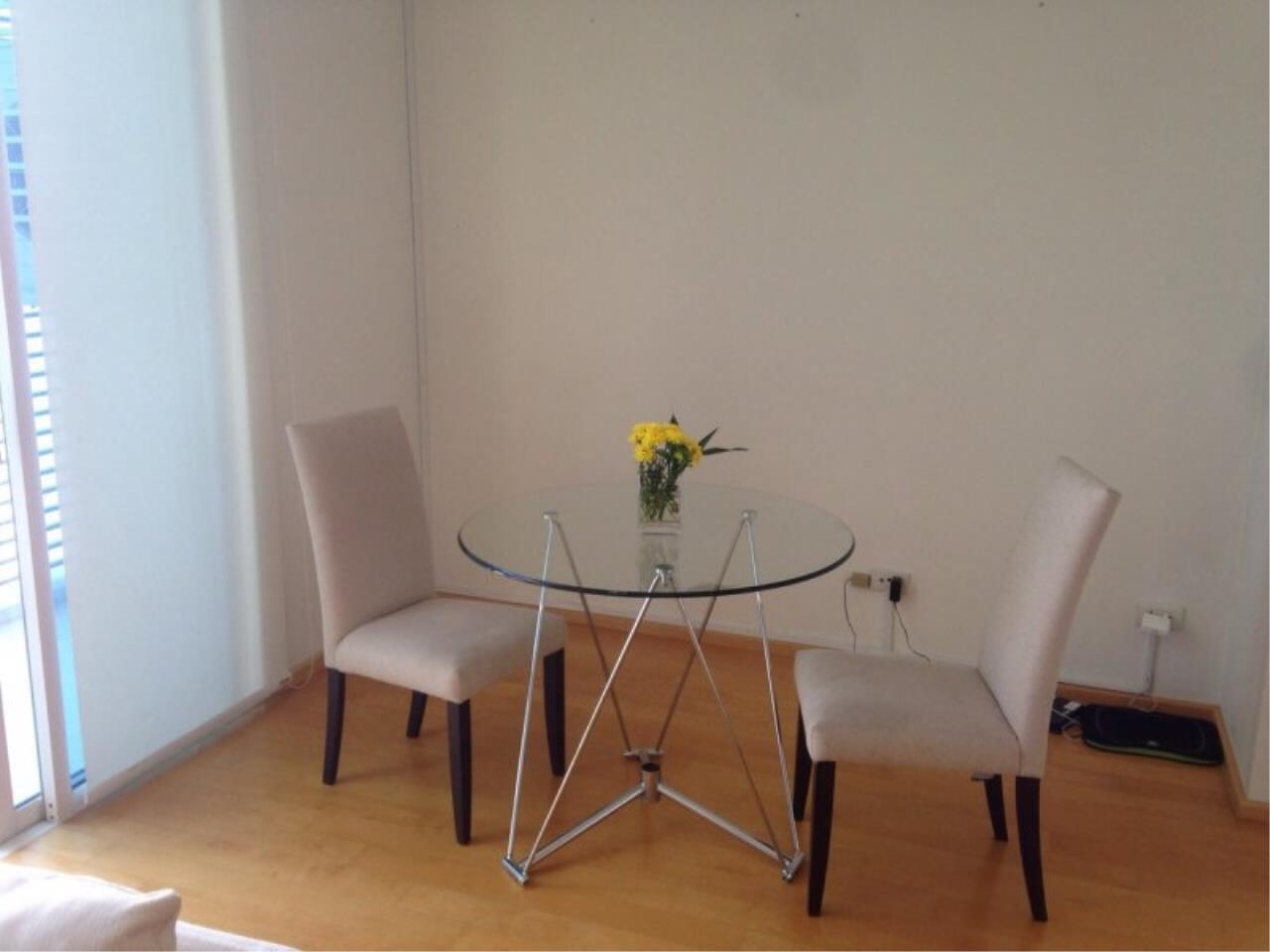 Piri Property Agency's Duplex 1 Bedroom in the Villa Ratchatewi Condo for rent on high floor 4
