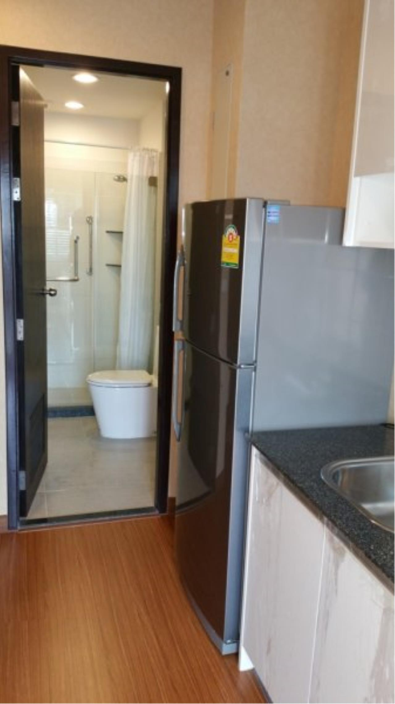 Piri Property Agency's Cozy 1 Bedroom in the Diamond Sukhumvit Condo for sale on high floor 9