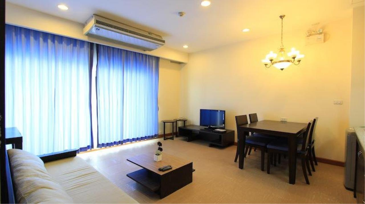 Piri Property Agency's Bright 2 Bedrooms in the Sarin Suites Building for rent 1
